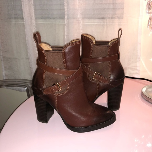 d812a96bd63bf Coach Shoes | 1941 Fall 2017 Jackson Booties | Poshmark